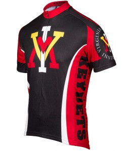 Virginia Military Institute VMI Mens Cycling Jersey