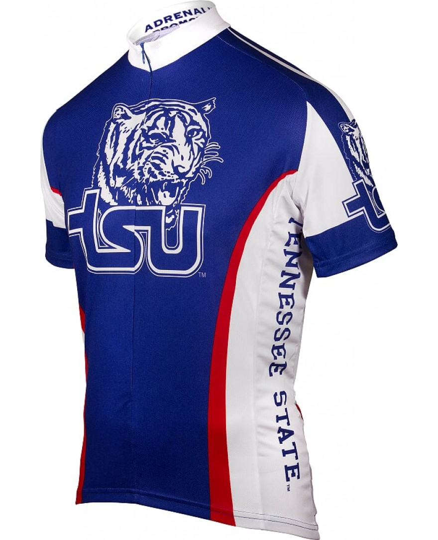 premium selection 13fba 575c5 Tennessee State University Tigers Mens Cycling Jersey ...