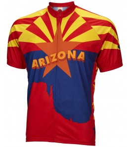 Arizona Mens Cycling Jersey