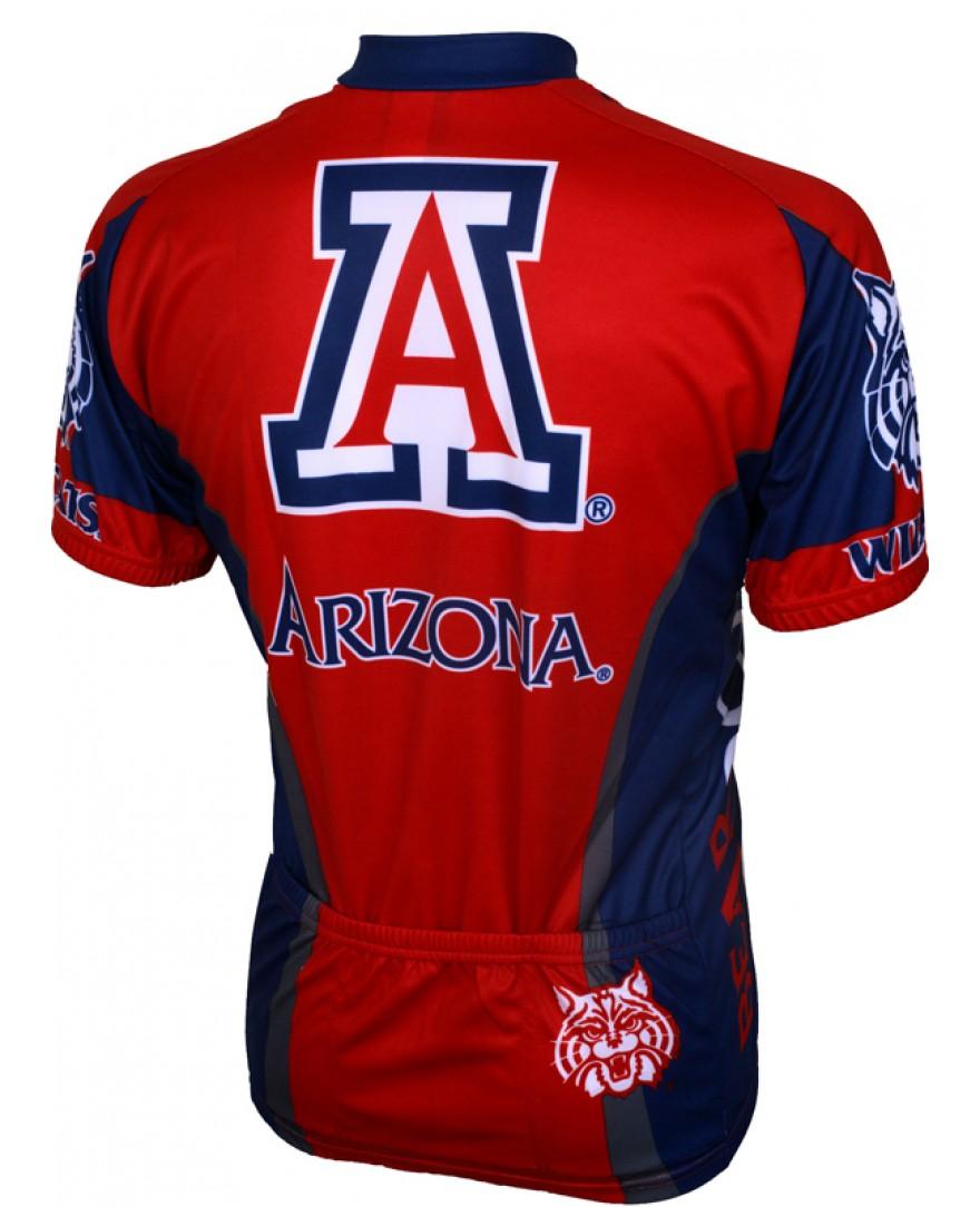 01b6ee8c4 University of Arizona Cycling Jersey - Men s Cycling Jerseys ...