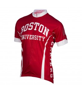 Boston University Terriers Mens Cycling Jersey
