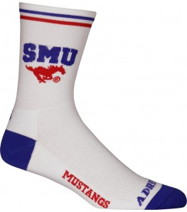 SMU Cycling Socks