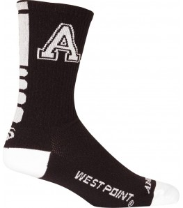 Army West Point Coolmax Crew Socks Black