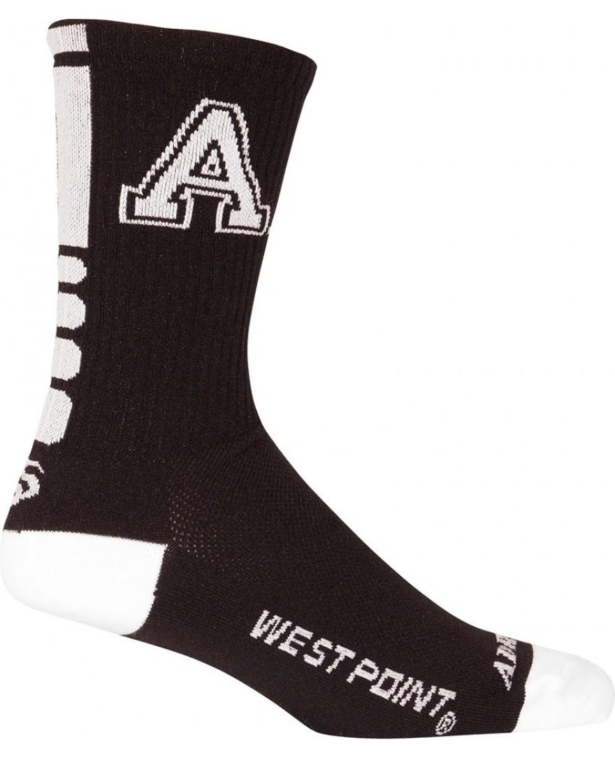 Army West Point Coolmax Crew Socks Black