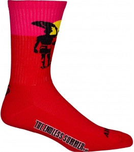 The Endless Summer Coolmax Cycling Socks