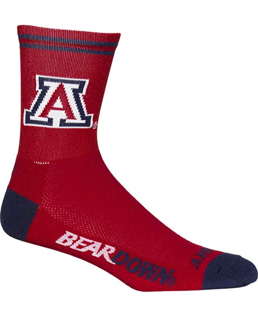 Arizona University Wildcats Cycling Socks