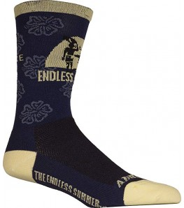 The Endless Summer 1964 Cycling Socks
