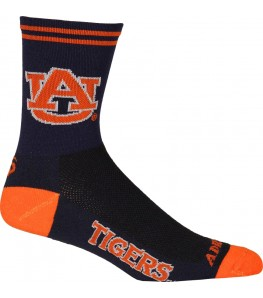 Auburn University Tigers Cycling Socks