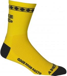 Waffle House Cycling Socks