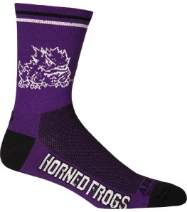 TCU Cycling Socks