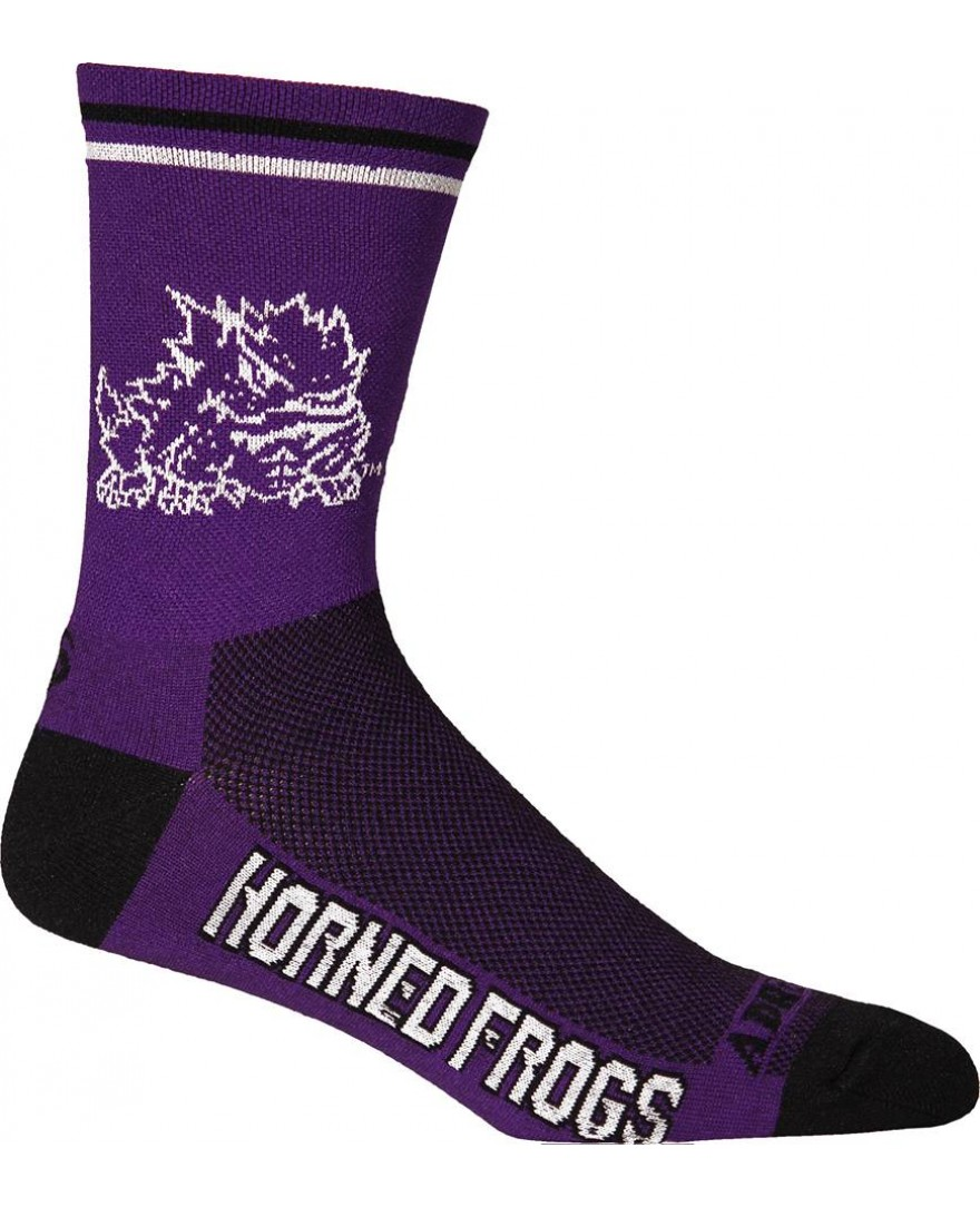TCU Cycling Socks