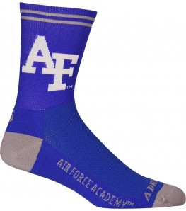 Air Force Academy Cycling Socks