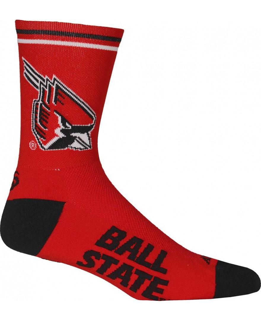 Ball State University Cycling Socks
