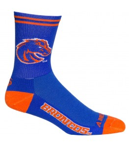 Boise State University Cycling Socks