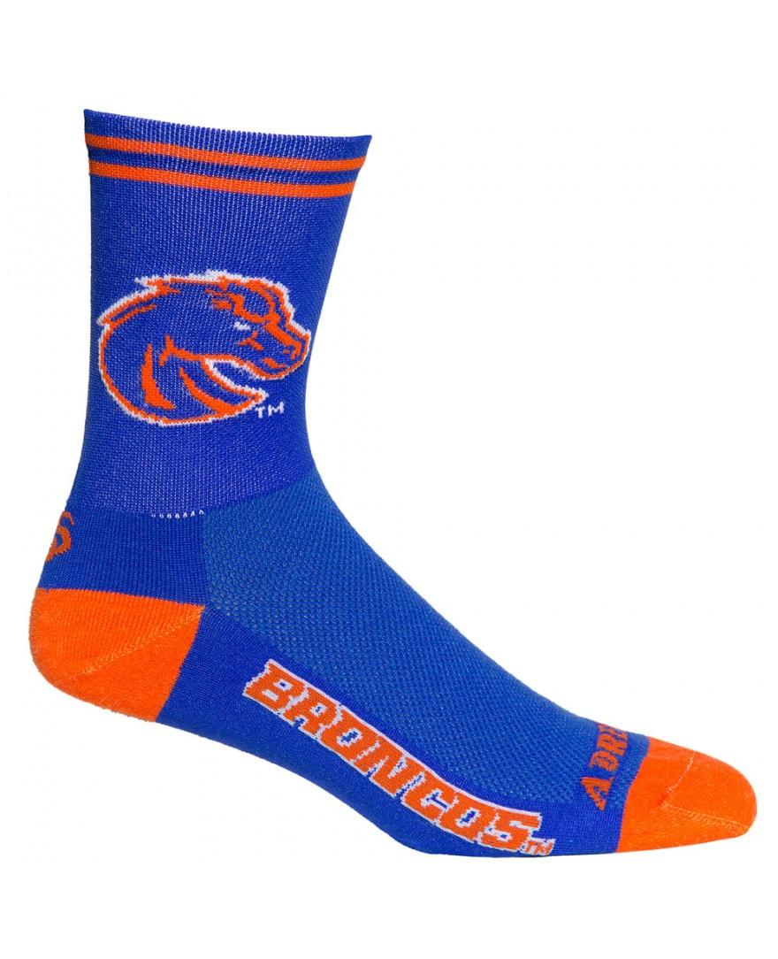 Boise State University Cycling Socks