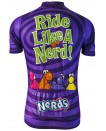 Nerds Vortex Cycling Mens Jersey