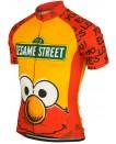 Sesame Street Elmo Mens Cycling Jersey