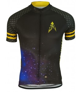 Star Trek 50th Anniversary Mens Cycling Jersey