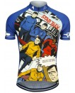 Star Trek Galaxy Pop Mens Cycling Jersey