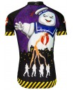 Ghostbusters Stay Puft Cycling Mens Jersey