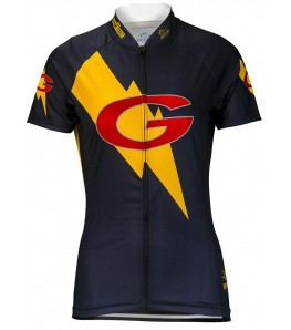 Super Grover Womens Cycling Jersey