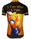 Popeye I Y'am What I Y'am Mens Jersey