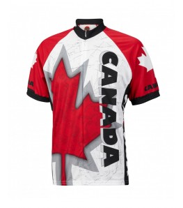 Canada Mens Cycling Jersey
