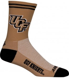 University of Central Florida Cycling Socks