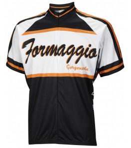 Formaggio Primo Uno Mens Cycling Jersey