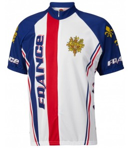 France Mens Cycling Jersey
