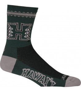 University of Hawaii Cycling Socks
