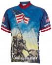 Iwo Jima Mens Cycling Jersey