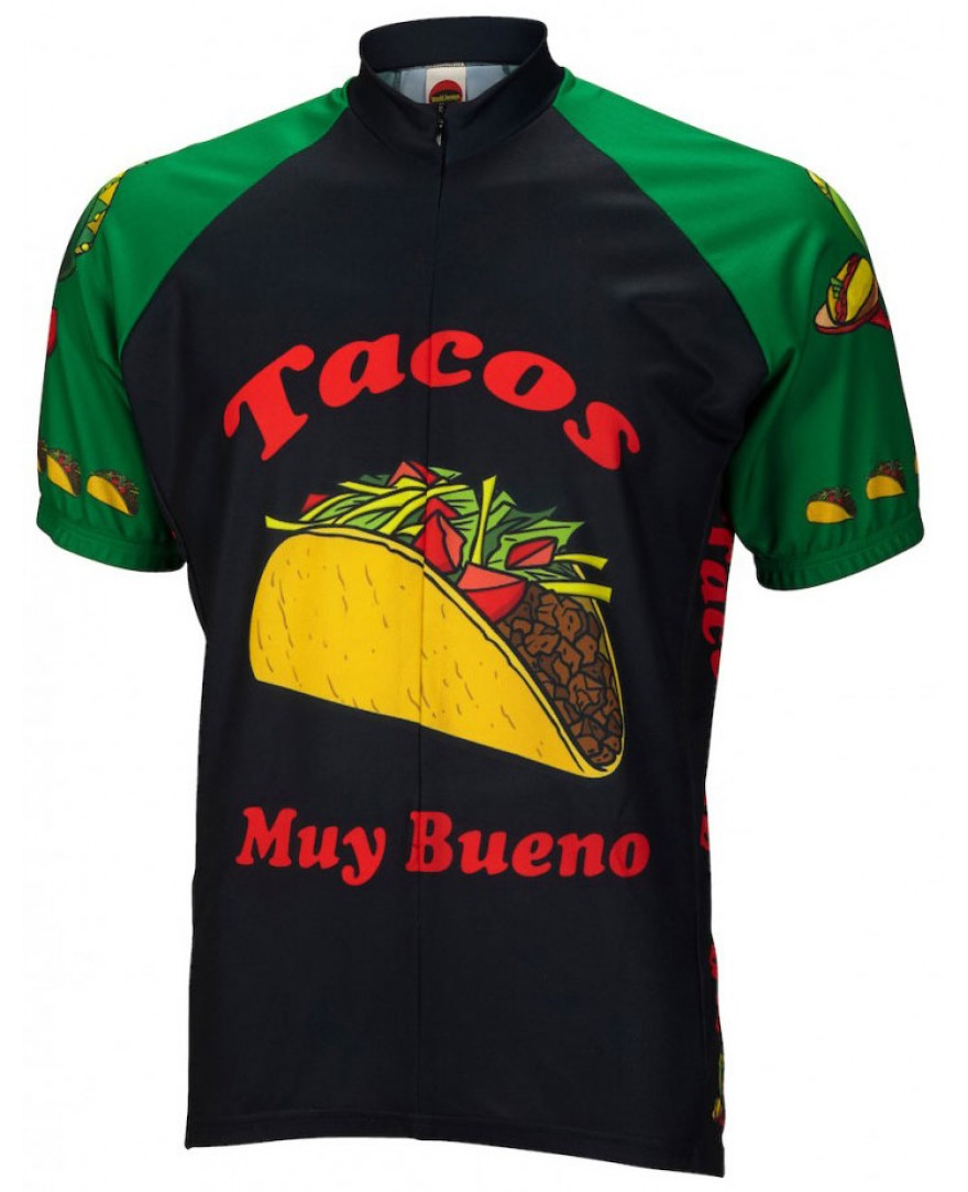 Taco Tuesday Mens Cycling Jersey