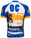 Orange County Mens Cycling Jersey