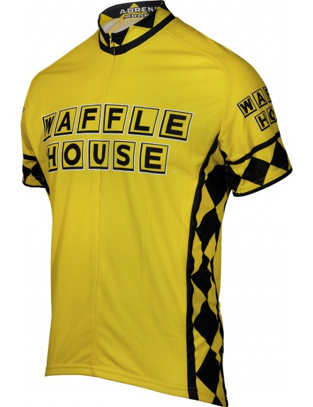 Waffle House Mens Cycling Jersey