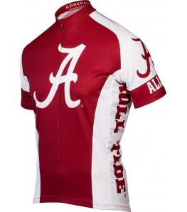 Alabama Crimson Tide Cycling Jersey