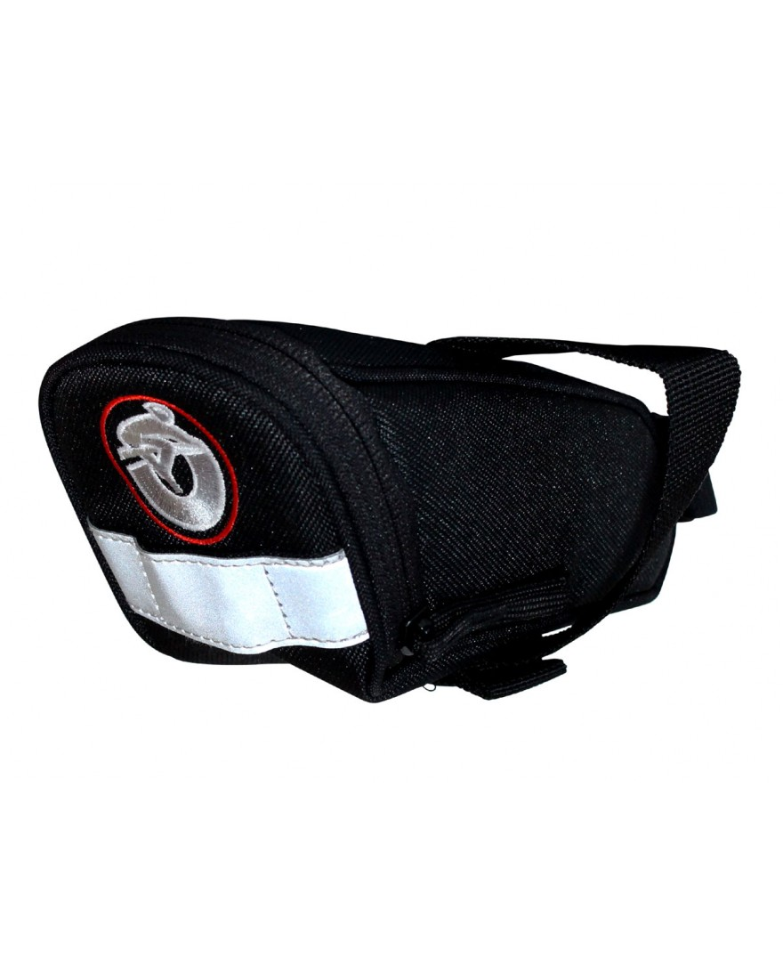 Bicycle Seat Bag with Reflective Bike Street