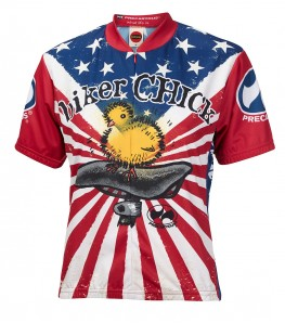 American Chick Womens Cycling Jersey
