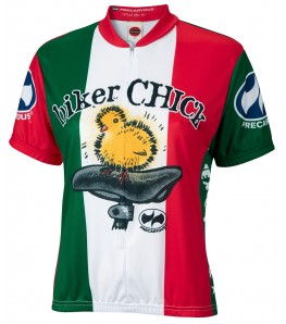 Mexican Chick Womens Cycling Jersey