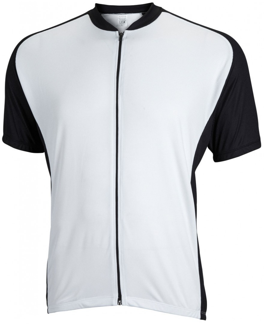 eCycle Criterium Mens Cycling Jersey White