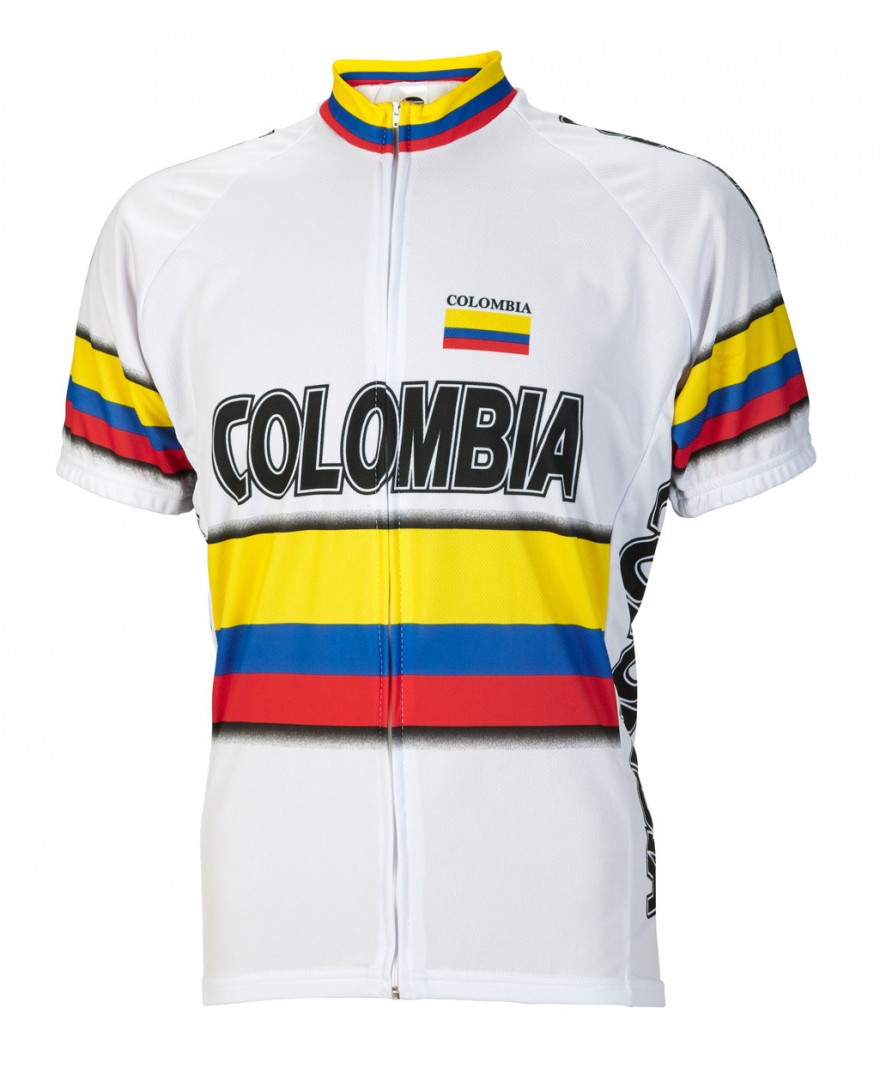 Colombia Champ Team Cycling Jersey