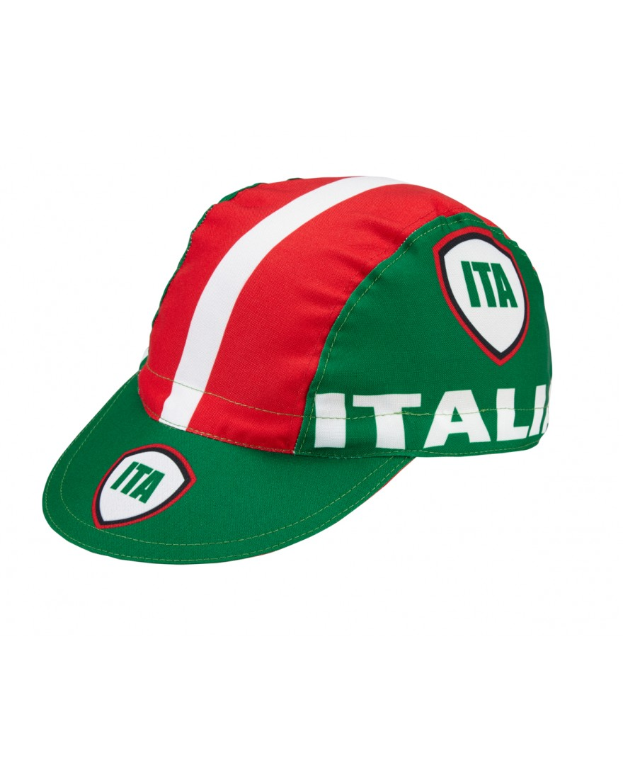 Italia Cycling Cap