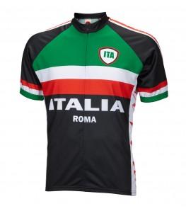World Jerseys Italia Team Cycling Jersey