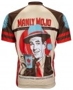 Manly Mojo Mens Cycling Jersey