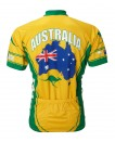 World Jerseys Australia Team Cycling Jersey