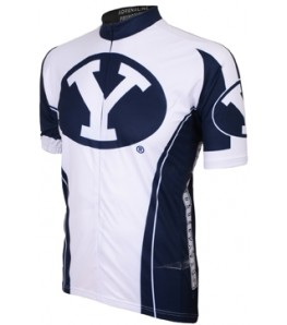 Brigham Young University Cycling Jersey