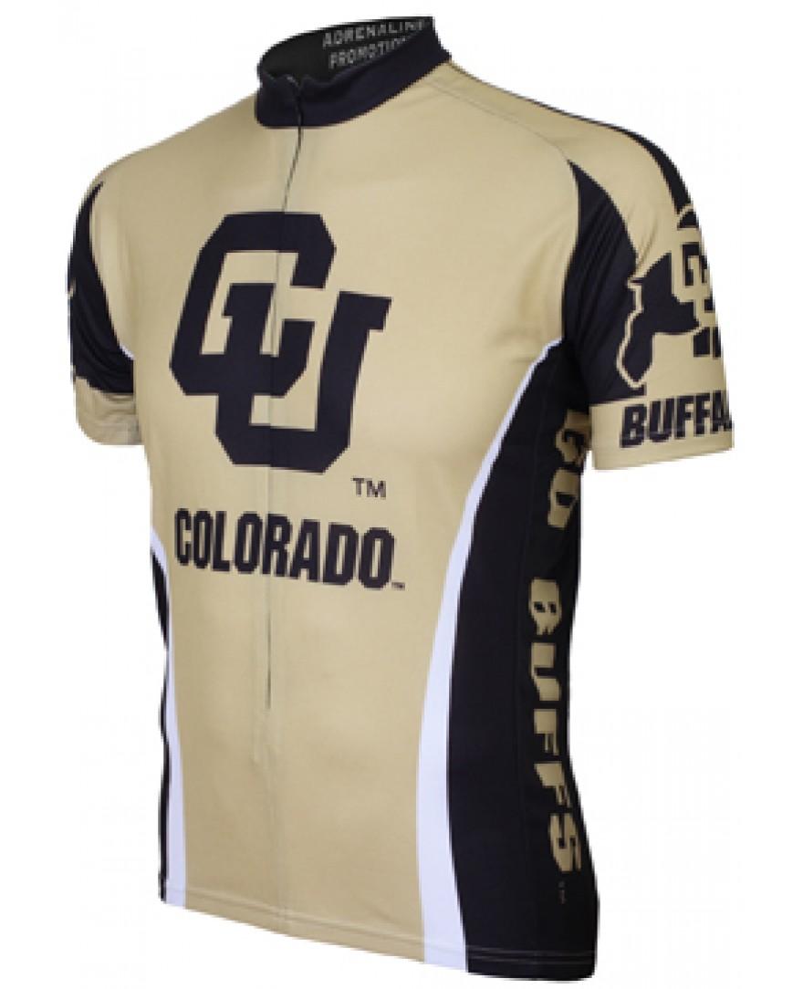4fc3bb1c3 University of Colorado Cycling Jersey - Men s Cycling Jerseys ...