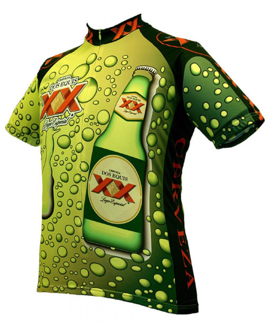 World Jerseys Dos XX Team Cycling Jersey