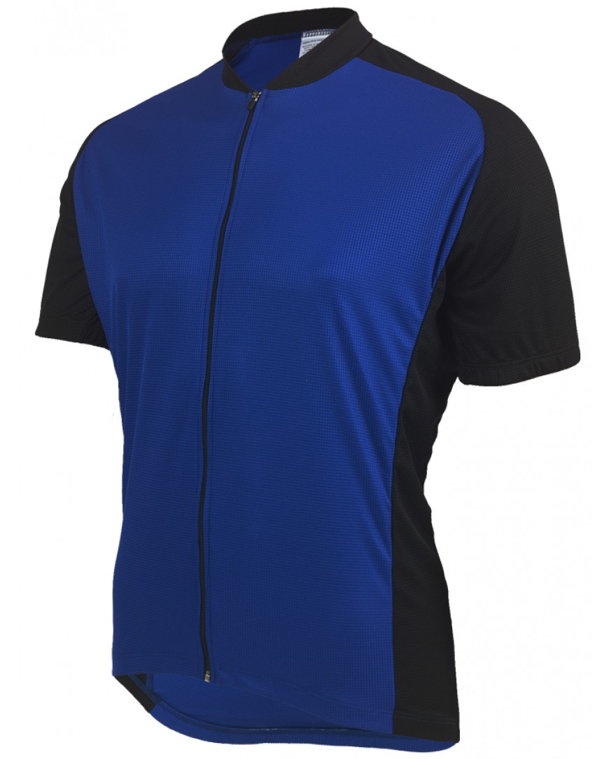 eCycle Criterium Mens Cycling Jersey Blue