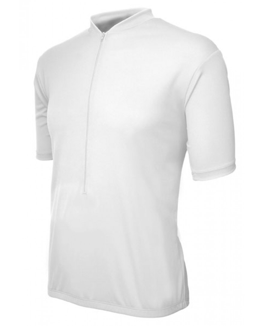 eCycle White Road Jersey
